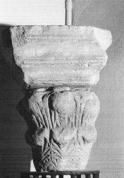 Capitel mozarabe de Cuena