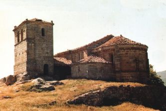 Iglesia de  Castrillo de Valdelomar