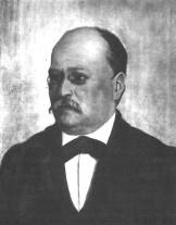 Demetrio Duque y Merino (1844-1903). Óleo de Casimiro Sainz
