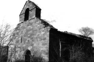 Ermita de Nuestra Señora de Somaconcha. Pesquera