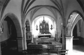 Ermita de Nuestra Señora de las Nieves. Villar
