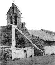 Iglesia de Retortillo. 1905
