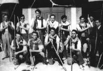 Ronda Las Costeras en 1946