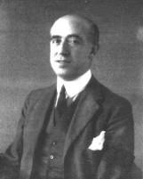 Excmo. Sr. Don Alejandro de Calonge y Motta, cofundador y primer director de Naval