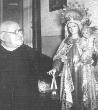 P. Demetrio del Purísimo Corazón de María