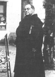 P. José Miguel (1884-1942) fundador de los Carmelitas Descalzos de Reinosa