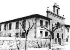 Iglesia de los Carmelitas Descalzos hasta 1966, hoy colegio Antares