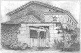 Casa que habitó DamianRodriguez. La Hoz de Abiada