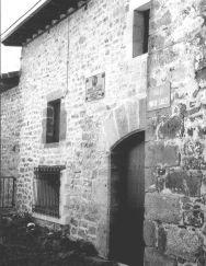 Casa natal del pintor Manuel Salces (1861-1932)