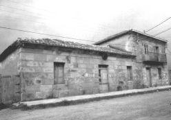 Escuela de Matamorosa. Obra Pía de D. Manuel Gutiérrez del Olmo, de 1861.