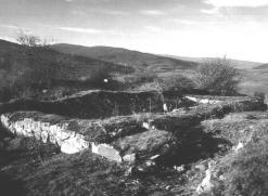 Restos del Torrejón de las Henestrosas