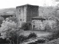 Torre de Proaño, residencia de D. Ángel de los Ríos