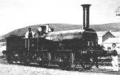 Locomotora Isabel II. W. Atkinson