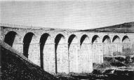 Viaducto ferroviario de Celada Marlantes. W. Atkinson