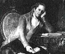 Gaspar Melchor de Jovellanos por Goya