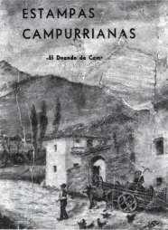 Estampas Campurrianas, 1ª Edición 1945. El Duende de Campoo