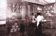 Tienda y almacén de galletas El Ebro