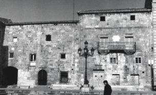 Torreones PLaza de España