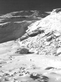 Cubeta de sobreexcavación glaciar de Hoyo Sacro