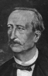 Retrato de Ängel Fernández de los Ríos. Ayto de Pesquera