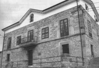 Escuela Fernández de los Ríos, en Pesquera