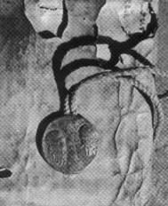 Anverso del sello de la Bula
