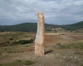Menhir Cabezudo