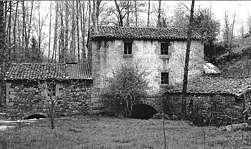 Los ingenios tradicionales. Molino en Aldea de Ebro