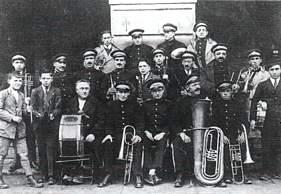 Banda de Música de Reinosa. 1925
