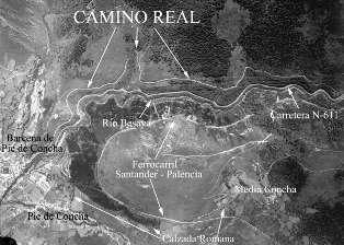 El Camino Real )tramo original que se coinserva=