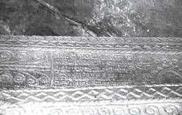 Detalle sarcofago