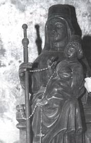 Imagen Virgen de Montesclaros