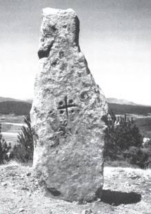 "Menhir ""Piedrahita"""
