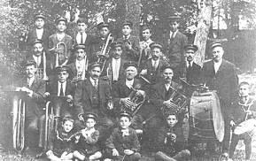 Banda de Música de Reinosa. Años 20