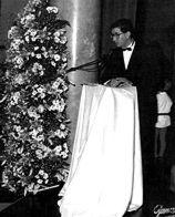 Mon Fernández, presentador de las últimas ediciones