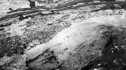Recinto central del campamento romano de Castillejo