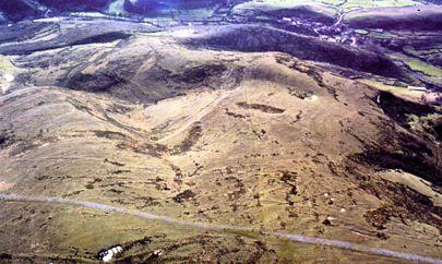 Campamentos romanos superpuestos de Peña Cutral