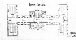 Plano de la planta principal