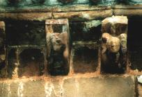 Canecillos.Villanueva de la Nía