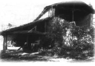 Carboneras de la ferrería de La Pendía. Bustasur
