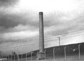 Tejera abandonada en Requejo, una de las industrias afectadas por el pantano