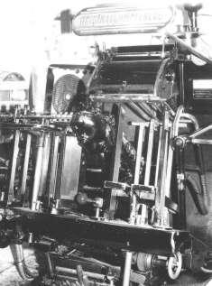 Maquina Heidelberg