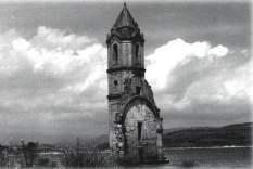 Torre de la iglesia de Las Rozas
