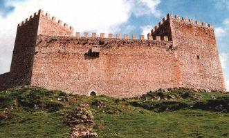 Castillo de Argüeso, entrada norte
