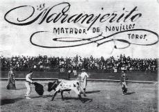 Novillada en Reinosa con Naranjerito en el cartel