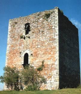 Torre de S. Martín de Hoyos