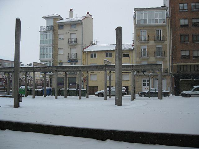 amenaza de nieve
