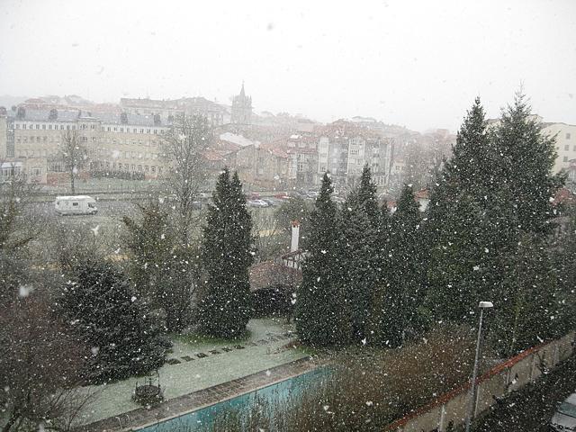 vuelve a nevar fin de mes