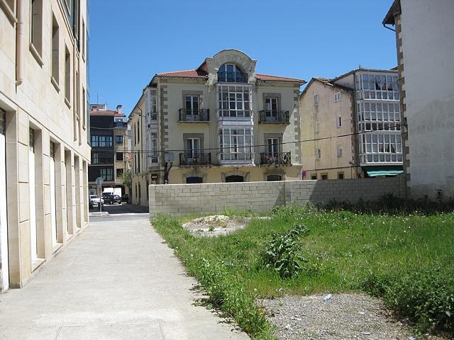 Banesto antes, ahora Santander y primero casa de Demetrio Duque y Merino