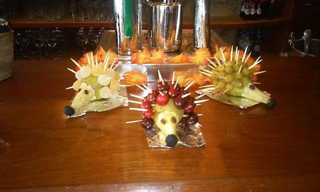 porcupine tres